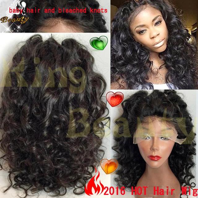 8A Brazilian Silk Top Lace Front Wigs For Black Women 130 Density Full Lace Wigs Loose Wave Virgin Remy Human Hair Silk Base Wig