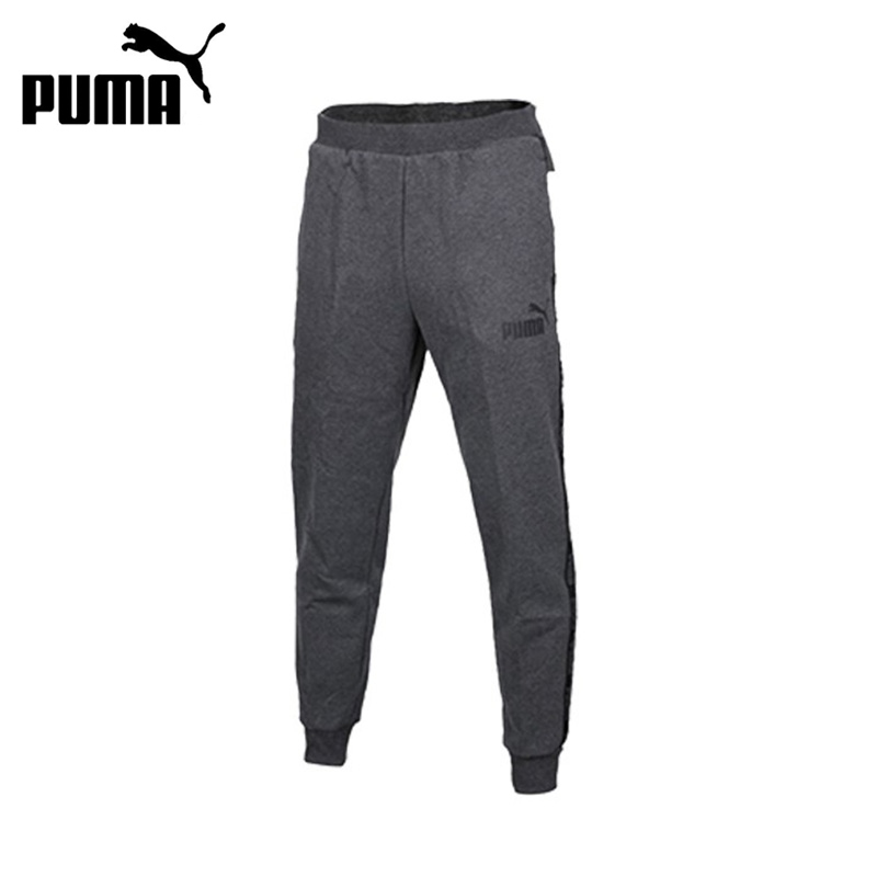 Original New Arrival 2017 PUMA Rebel Tape Sweat Pants Men's Pants Sportswear