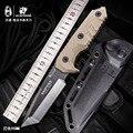 HX портативный тактический армейский нож для выживания  прямой охотничий нож высокой твердости  незаменимый инструмент для самозащиты