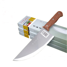 Free Shipping High Quality LD Sharp Chef Knife Full Stainless Steel Cutting Meat Fruit Vegetable Knives Cooking Cleaver
