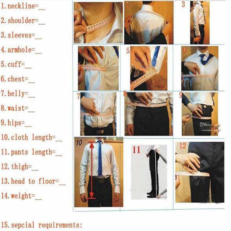 英国スタイル格子縞のメンズスーツヴィンテージ二つボタン男性スリムフィットタキシードノッチラペル花婿の付添人のウェディングスーツ(ジャケット+パンツ)