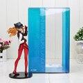 8'' 20cm Anime EVA Neon Genesis Evangelion 3.0 Asuka Langley Shikinami Alter Red Jersey Cap PVC Figure Toys