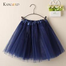 KANCOOLD 1 шт. 12 цветов для женщин юбки для девочек сексуальные юбки балетные костюмы пачка мини юбка из органзы кружево мини юбка FJA28