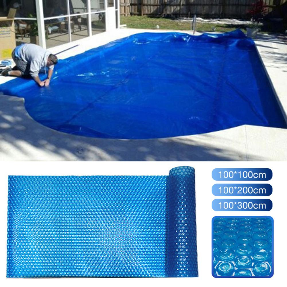 New Swimming Pool Cover Rainproof Strong And Durable UV-resistant Dustproof Floor Cloth Mat Cover For Outdoor Garden Pool