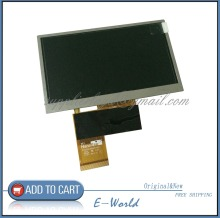 Original 4.3inch LCD Screen Display Panel Hannstar 721Q310B63-A2 721Q310B63 Free Shipping