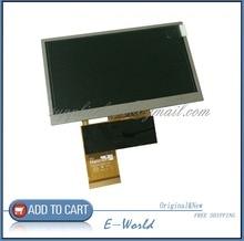 Original 4.3 pulgadas pantalla LCD Panel Hannstar 721Q310B63-A2 721Q310B63 envío gratis
