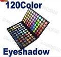 Pro 3 # Sombra de Ojos 120 Colores Completos de Sombra de Ojos Paleta de Maquillaje de Moda 2018