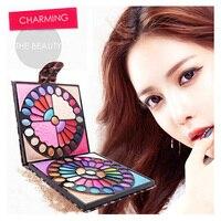 Skineat 88 Color Makeup Set 1 Set Makeup Brush Professional Cosmetic Tool Kit Eyeshadow Lip Gloss