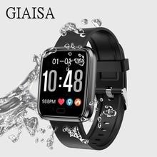 New sports waterproof smart bracelet sphygmomanometer smart bracelet fitness tracker pedometer smart bracelet for Android IOS qs80 smart bracelet orange