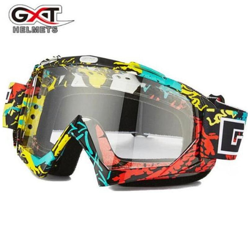 GXT Motorcycle Riding Airsoft Paintball Eyewear Ski Snow Snowboard Glasses Motocross Off-Road Dirt Bike Downhill Googles