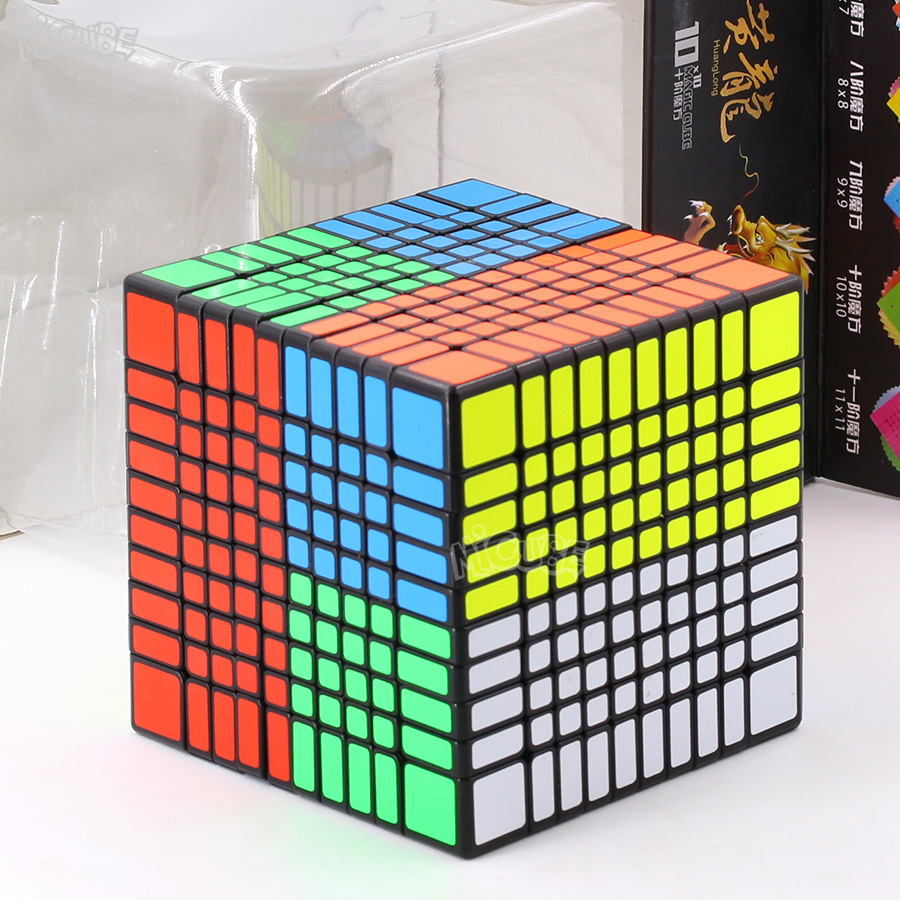 Yuxin Huanglong 9x9 Cube Yx Huanglong 9*9 Speed Cube Puzzle Twist Spring Cubo Magico Learning Education Toys Drop Shipping Magic Cubes Toys & Hobbies