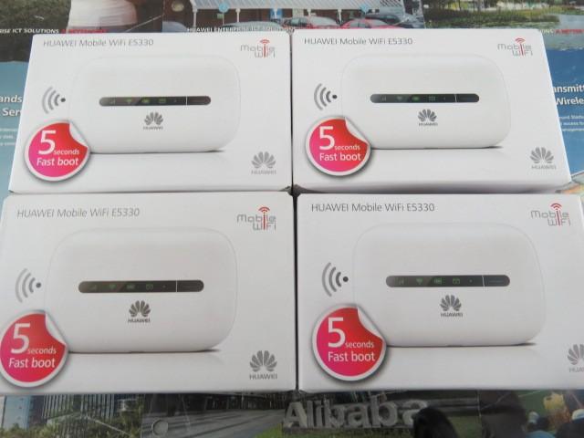Unlocked Huawei E5330 Vodafone R207 3G wi-fi modem 21.6 Mbps HSPA+ 3G UMTS 900/2100MHz Wireless Mobile 3G wifi Router PK E5331