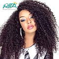 50g Malaysian Virgin Human Hair Natural Color Kinky Curly Weave Human Hair 7A Curly Hair Tic Tac Cabelo Humano Hair Extensions