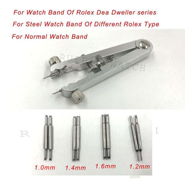 Uhr Armband Zangen Band Werkzeug 6825 Standard Fruhjahr Bar Entfernen Fur Rolex Dea