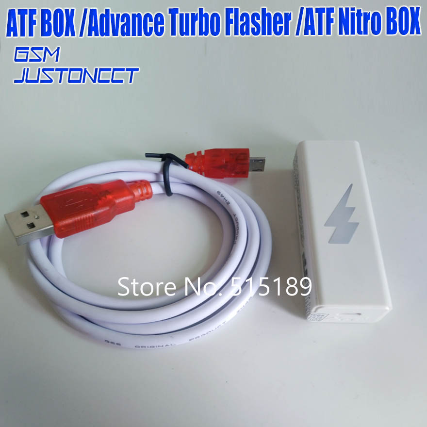 100% Original ATF BOX ATF Nitro Box With Network Activation With Sl3 Network Activation For Nokia
