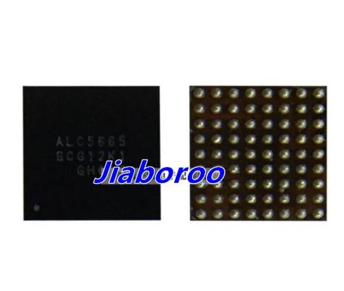 3pcs  ALC5665  Audio IC Sound Music Chip For Samsung C7010