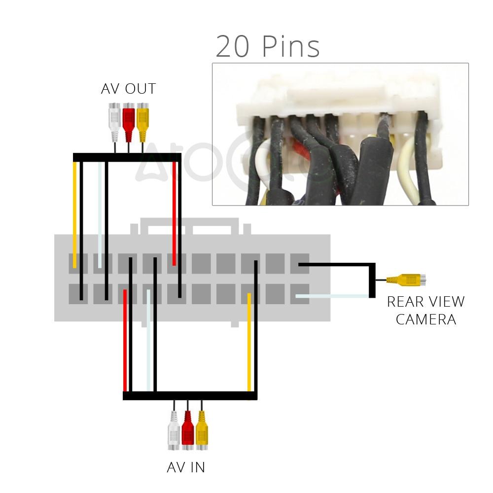 7018b Radio Wiring Diagram
