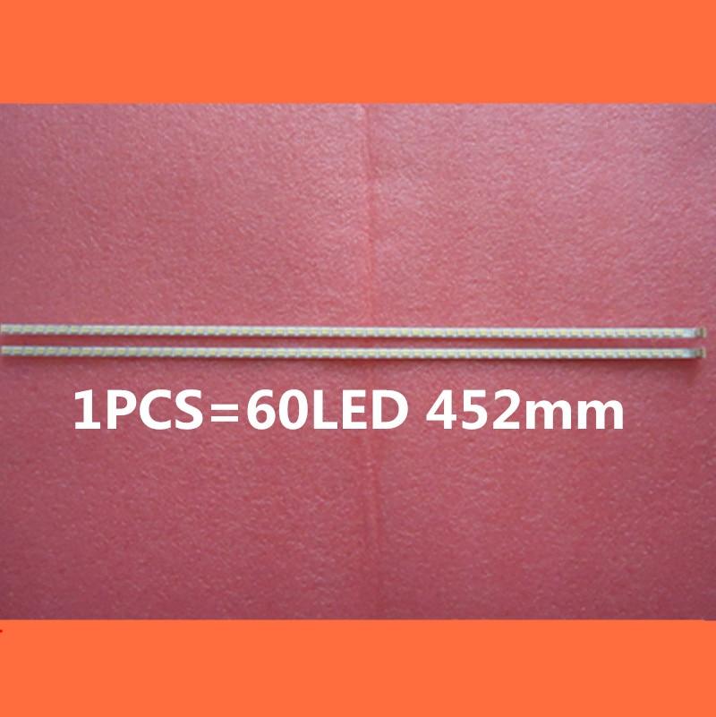 2pcs/lot 60led 452mm Led Backlight Bar Sled 2011sgs40 5630 60 H1 For Lj64-03567a Lta400hm08 Girls' Clothing Tops & Tees