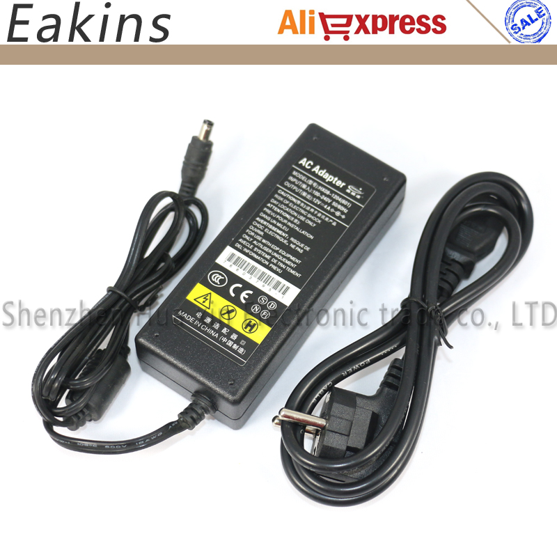 DC5525 AC adapter charger for PC 100-240V 50/60Hz power supply 5.5*2.5mm output 12V 5A with EU plug For TS100 Soldering Iron купить в Москве 2019
