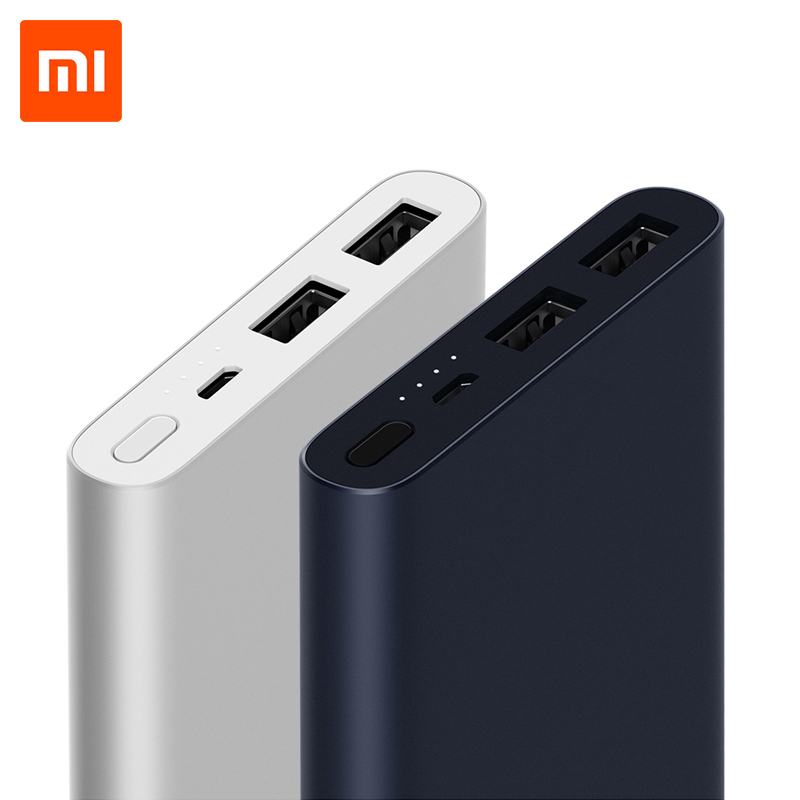 buy 10000mah xiaomi power bank 2i dual usb output quick charge 5v 9v 12v max. Black Bedroom Furniture Sets. Home Design Ideas