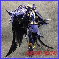 MODEL FANS pre sale chuanshen cs Saint Seiya Specters EX Griffin Minos action figure Cloth Myth Metal Armor