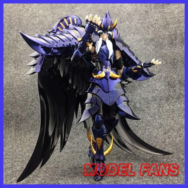 Modèle FANS pré-vente chuanshen cs Saint Seiya Specters EX Griffin Minos figurine en tissu mythe armure en métal