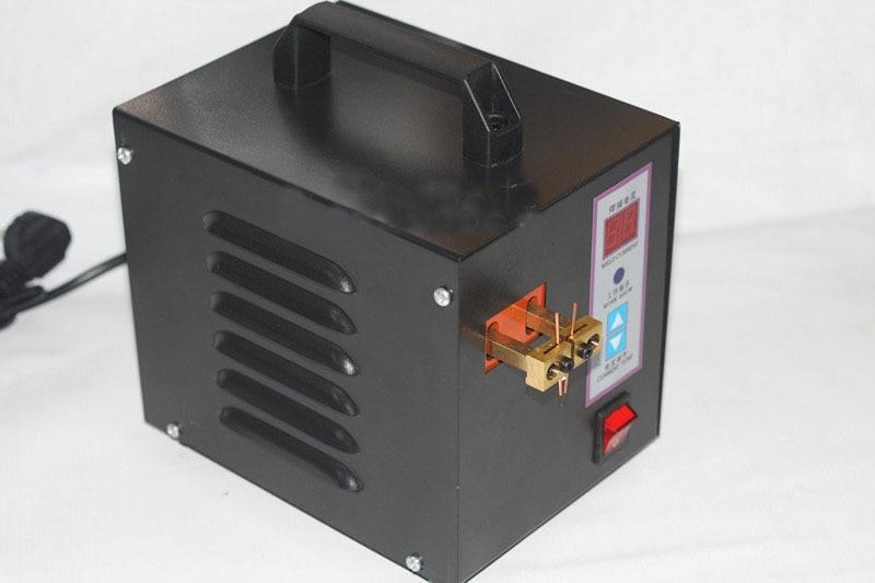 Точечной сварки машина сварки ноутбука Батарея Кнопка Батарея пакет применимо Тетрадь и телефон Батарея сварки