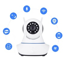 V380 Home Security HD IP Camera Wireless Smart WiFi Camera WI-FI Audio Record Surveillance Baby Monitor HD Mini CCTV Camera home security hd 1080p ip camera wi fi cctv cam security network kamera wifi wireless ip kamery baby monitor audio mini camera