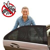 Yosolшт. o 2 шт. автомобильные шторы для переднего бокового окна автомобиля солнцезащитный козырек Универсальный Авто Стайлинг интерьерные ак...