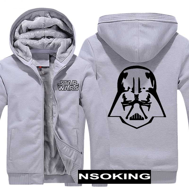 Vestes d'hiver et manteau Star Wars sweat à capuche Sith/I am votre père épaissir chaud hommes Sweatshirts 6 style - 2