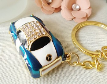 Pendrives Jewelry Usb Flash Drive 1TB Car Pendrive 128gb 16gb 32gb 64GB Diamond Pen Drive 2TB USB Creativo Memory Stick Key Gift