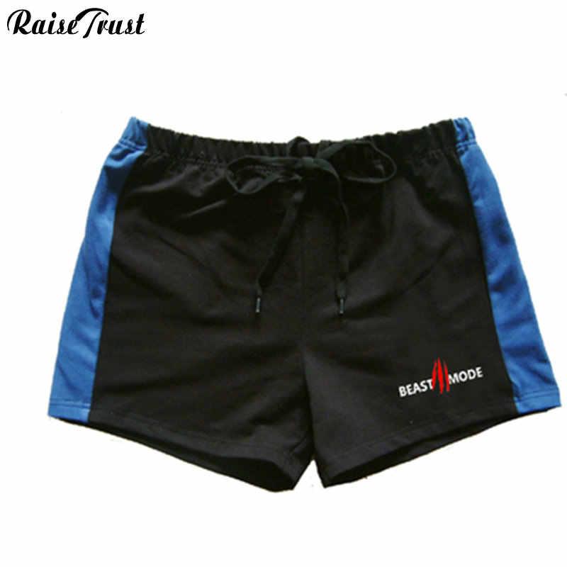 ผู้ชายกางเกงขาสั้น powerhouse, fitness & bodybuilding & กางเกงขาสั้นออกกำลังกาย, ผ้าฝ้าย 100% คุณภาพสูงการออกกำลังกายฟิตเนสชาย