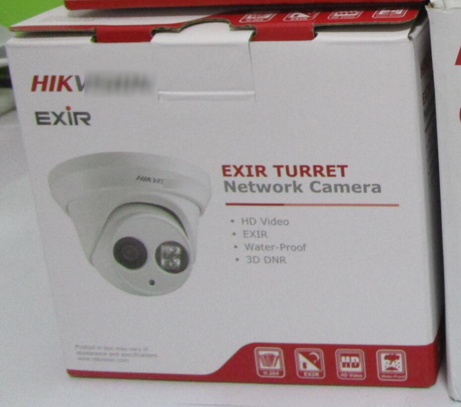 HIKVISION DS-2CD2345-I HD 4MP Dome PoE Home EXIR Turrt Security CCTV IP Camera