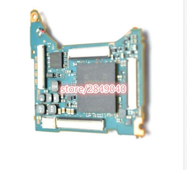 New RX100 M1 motherboard DSC-RX100M1 main board PCB for Sony RX100 RX100 I mainboard camera Repair Part new a6000 mainboard for son a6000 main board a6000 motherboard camera repair part sy 1028