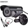 """HOBOVISIN HD 1080 P DSP (HI3516C) + 1/2. 7 """"SC2135 2MP CMOS IP Câmera De Áudio Com Microfone externo Captador de metal Ao Ar Livre Bala CCTV"""