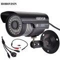"""HOBOVISIN HD 1080 P DSP (HI3516C) 1/2. 7 """"SC2135 2MP CMOS de la Cámara IP de Audio Con externa de Captación del Micrófono CCTV de la Bala de metal Al Aire Libre"""