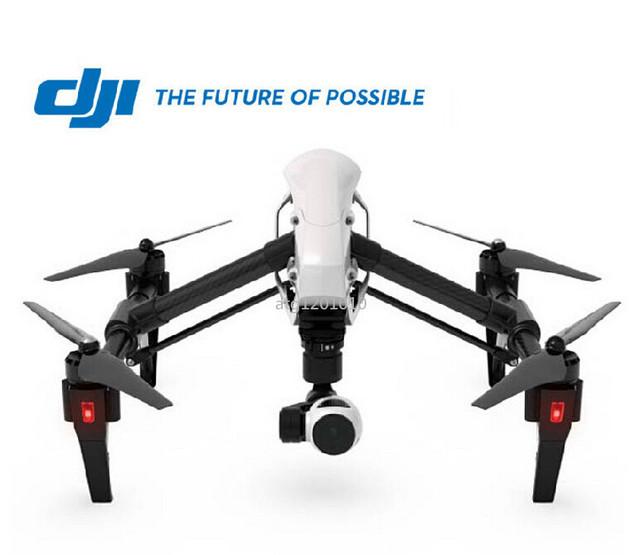 En stock! original dji inspire 1 quadrocopter con 4 k hd cámara deformado transforming rc drone vs dji phantom 4 de dhl el ccsme envío