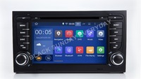 Android 6 0 Or 7 1 HD 7 Car DVD GPS For Audi A4 2002 2008