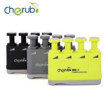 Cherub WE-1 Finger Exerciser Portable Guitar Bass Piano Hand And Extend 3 Colors