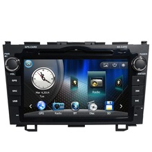 8″ Car DVD Player GPS Navigation For Honda CR-V CRV 2006 2007 2008 2009 2010 2011 with TV Ipod RDS Radio Steering wheel Control