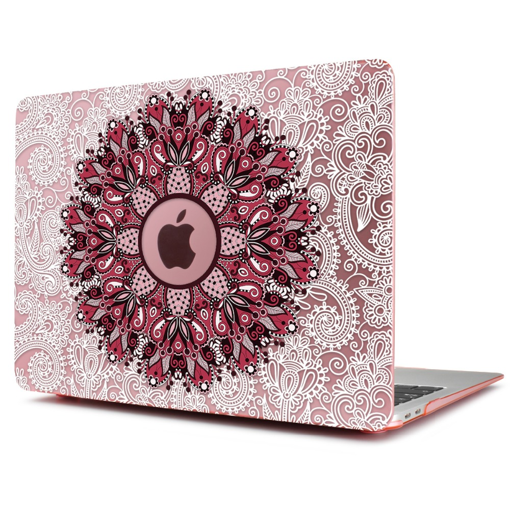 Mandala Print Case for MacBook 78