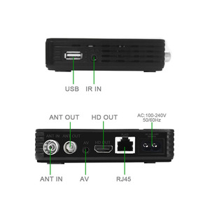 Image 3 - Mais novo dvb t2 decodificador hd 1080p receptor terrestre dvb t2 sintonizador de tv dvb t2 h.265 suporte usb wifi dvb t2 conjunto digital caixa superior