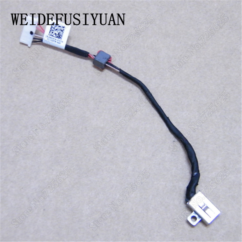 10pcs/lot New Laptop Dc Power Jack Socket Connector Wire Harness For Dell Inspiron 15 3558 5455 5000 5555 5575 5755 5758 Back To Search Resultscomputer & Office