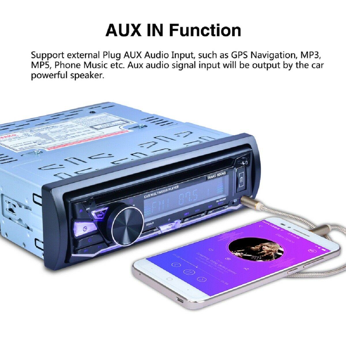 2019 RK-8828B Bluetooth Multimedia Car Durable Car DVD In-Dash Bluetooth CD for FM Drop Shipping2019 RK-8828B Bluetooth Multimedia Car Durable Car DVD In-Dash Bluetooth CD for FM Drop Shipping