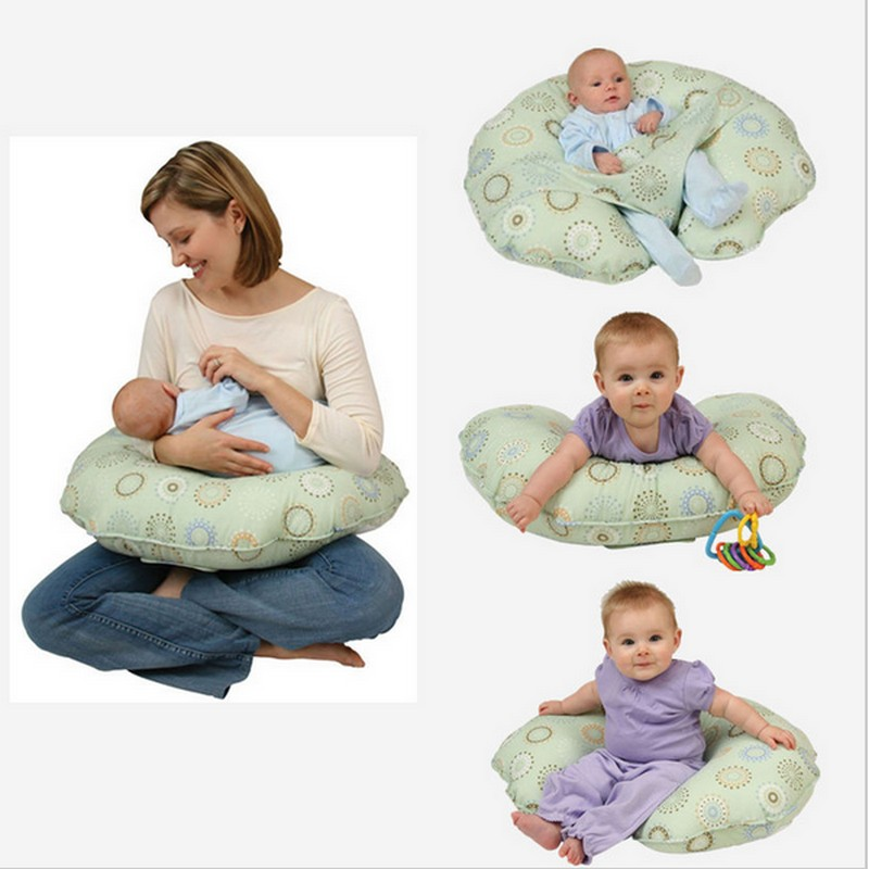 Nursing Breastfeeding Pillow Cushion Infant Feeding Newborn Baby Multifunction Support Safety 100 Cotton High Quality Cuddle