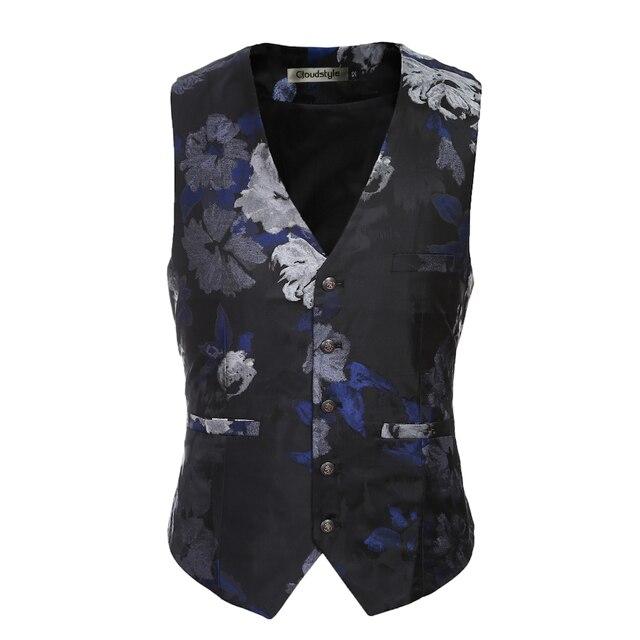 New Hot Sale Fashion Men Vest 2017 Waistcoat Man Waistcoat Blazer Gilet for Mens Chaleco Hombre Suit  Vest
