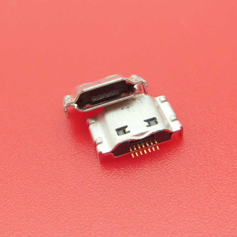 5 uds Mini USB 7PIN conector Jack para Samsung I8910/I9000/I9003/I9008/I9020/S5620/S5630/S5660/S5690/T959 Puerto conector de carga