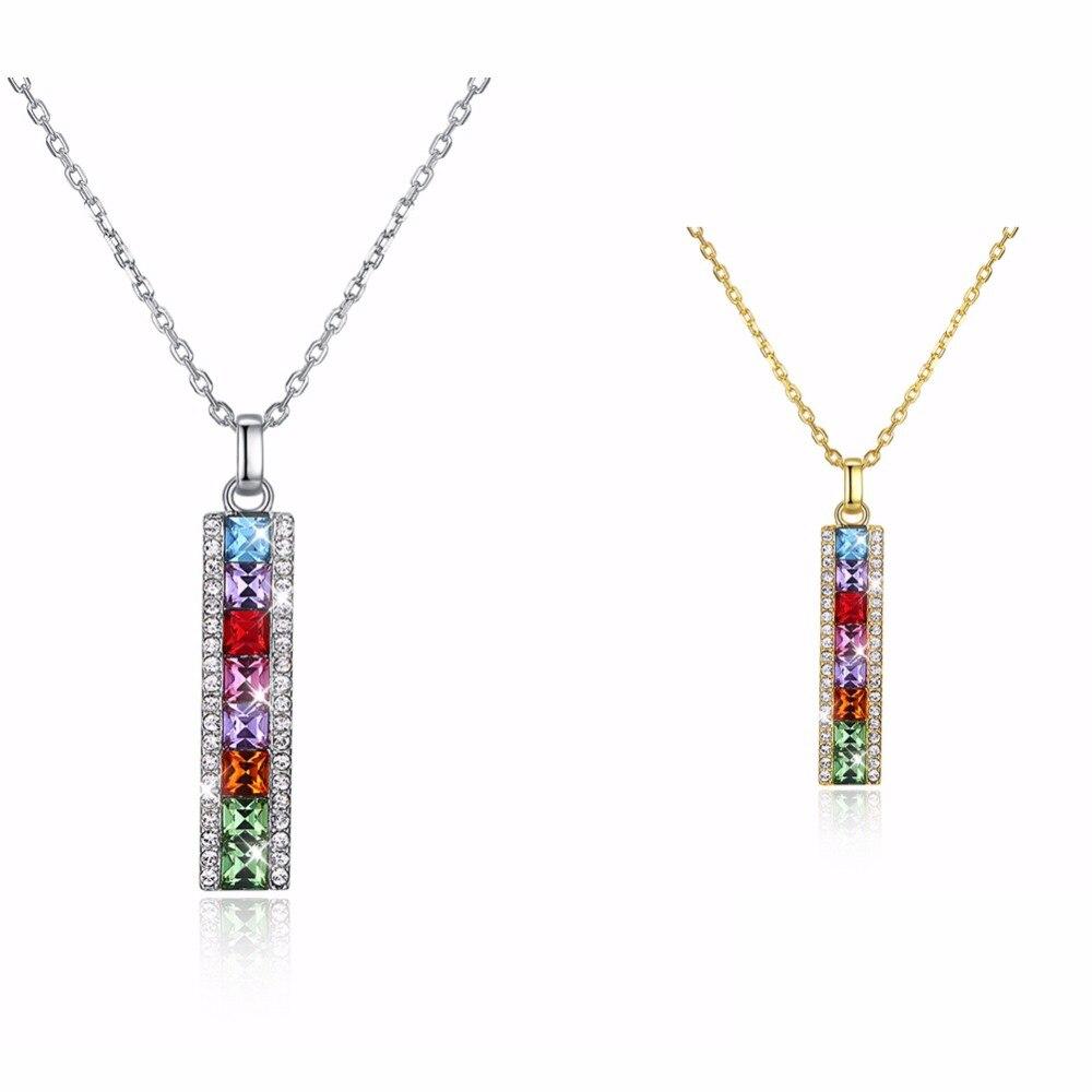 Nouvelle couleur argent amour mémoire collier de mariage 100 langues je t'aime Projection S925 collier en argent Sterling bijoux de mariage