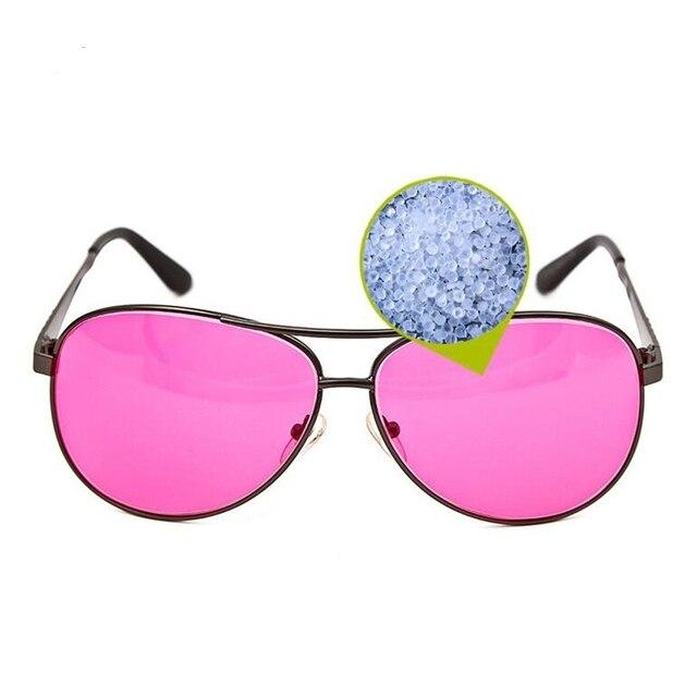 ZXTREE rouge vert couleur cécité lunettes Correction femmes hommes ...