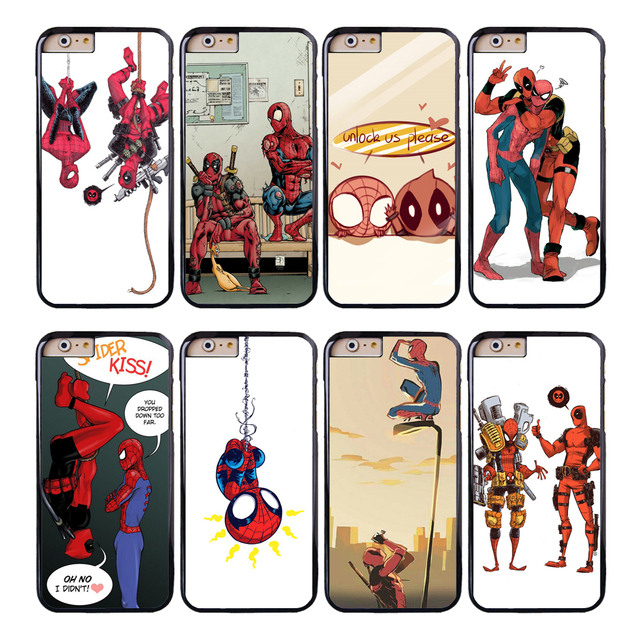 coque deadpool iphone 6